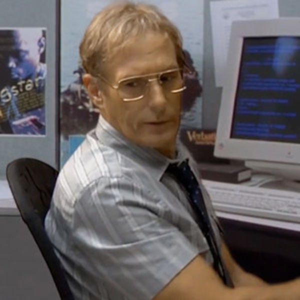 office space with the real michael bolton is everything