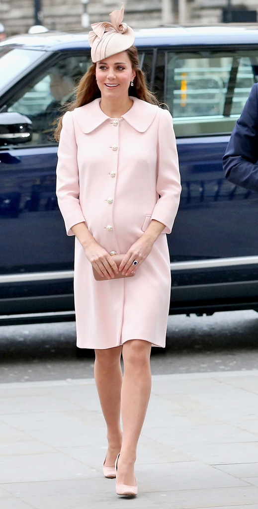 Long Live The Mcqueen From Kate Middleton 39 S Mommy Style E News