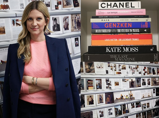 Trendsetter, Wall Street Journal,  Kristina O'Neill