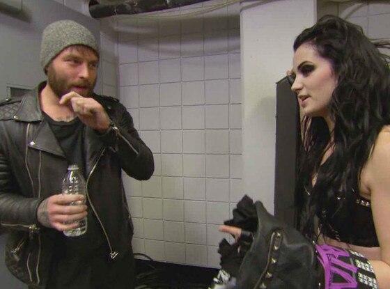 Total Divas, Paige, Boyfriend
