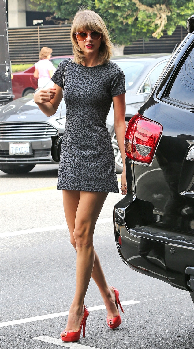 Taylor Swift, Celeb Body Parts