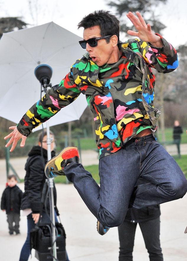 Zoolander 2, Ben Stiller, Paris