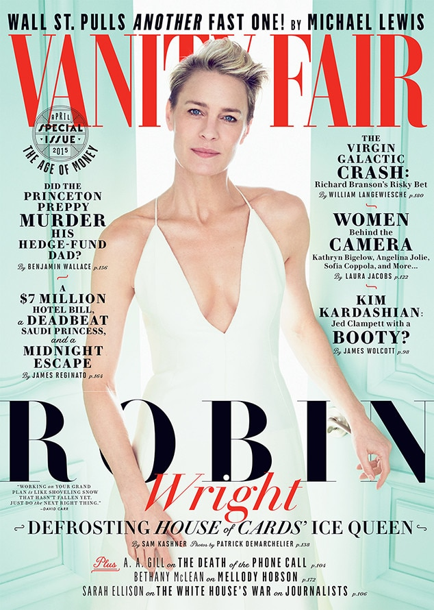 Robin Wright, Vanity Fair