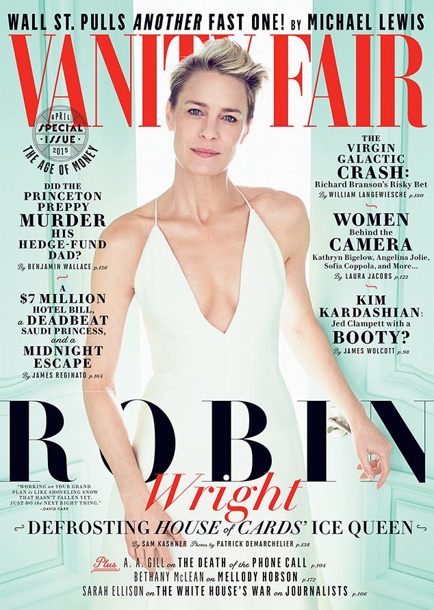 Robin Wright, Vanity Fair