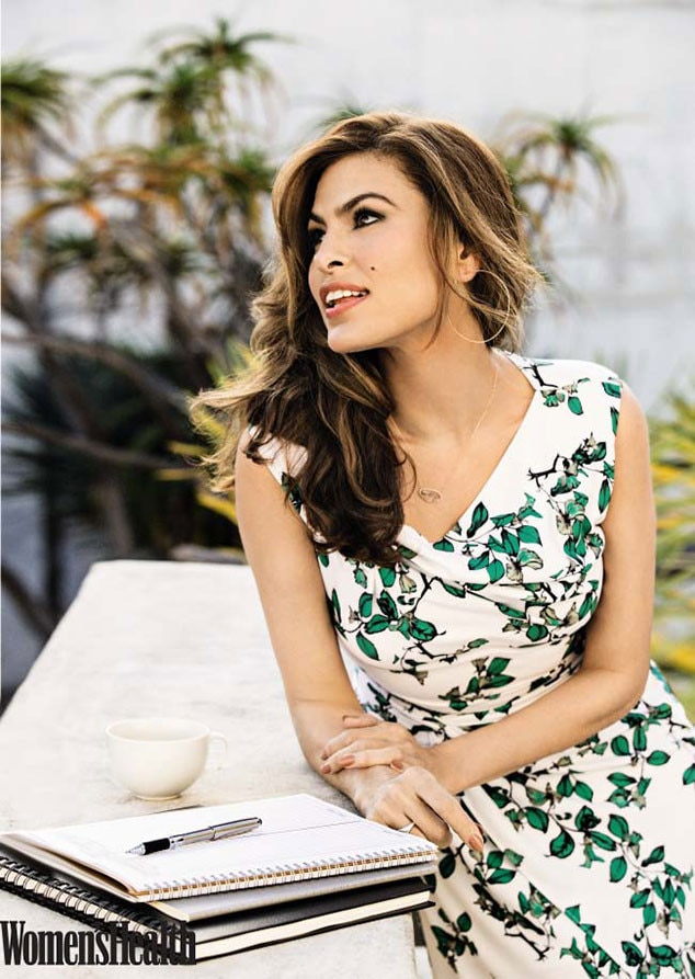 Eva Mendes, Women's Health