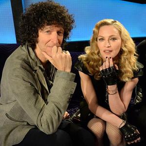 Howard Stern, Madonna
