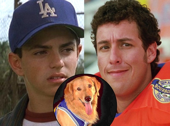 Waterboy, Air Bud, Sandlot
