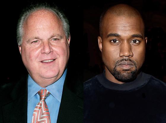 Kanye West, Rush Limbaugh