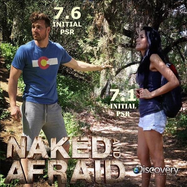 Christina Ochoa, Naked and Afraid