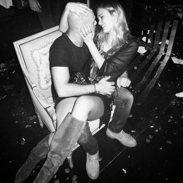 Bar Refaeli, Adi Ezra, Instagram