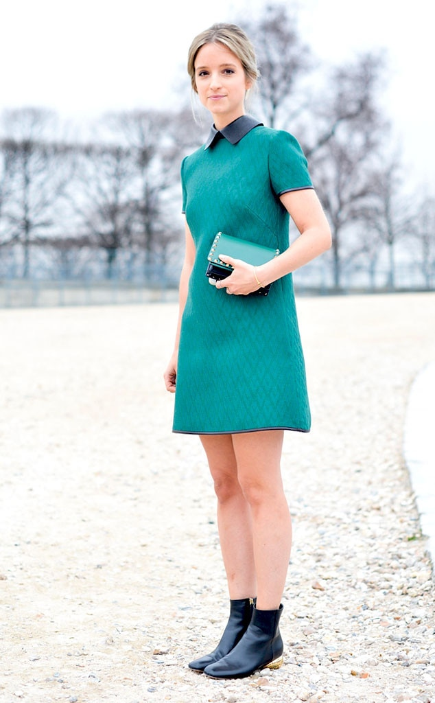 Charlotte Groeneveld From Street Style Paris Fashion Week
