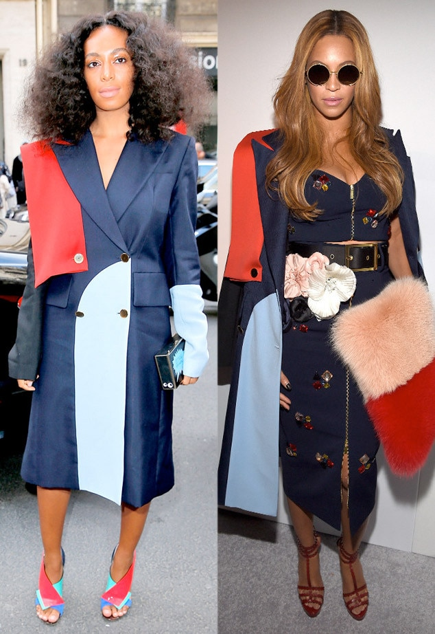 Solange, Beyonce