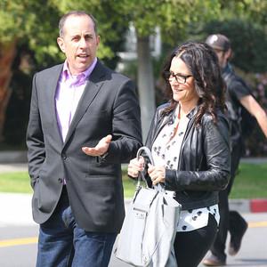 Jerry Seinfeld, Julia Louis-Dreyfus