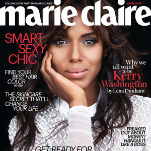 Kerry Washingto, Marie Claire