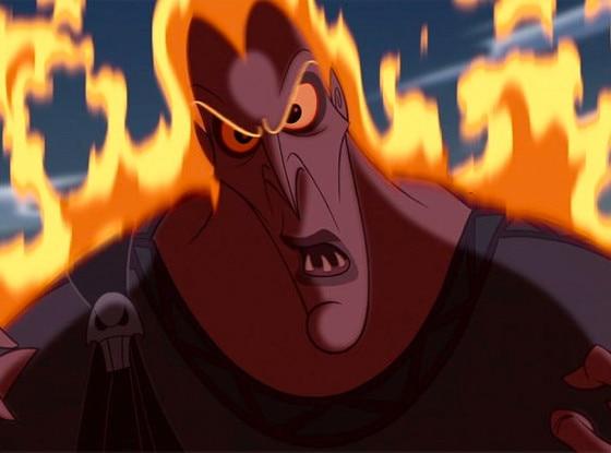 Hades, Forgotten Disney