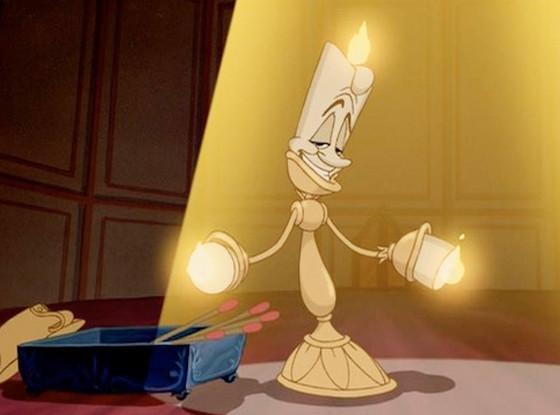 Lumiere, Forgotten Disney