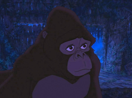 Kala, Forgotten Disney
