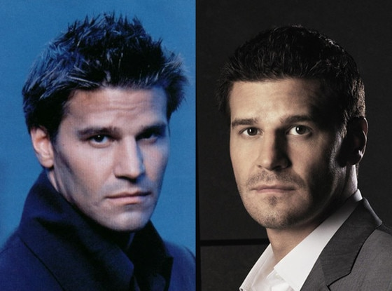 David Boreanaz, Childhood Crush