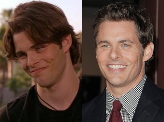 James Marsden, Childhood Crush