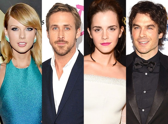Feminism Quotes, Taylor Swift, Ryan Gosling, Emma Watson, Ian Somerhalder