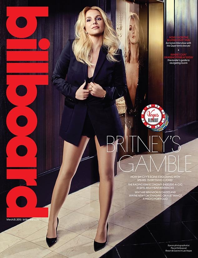 Britney Spears, Billboard