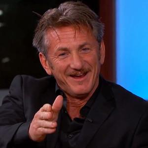 Sean Penn, Jimmy Kimmel