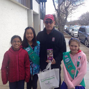 Tom Hanks, Girl Scouts