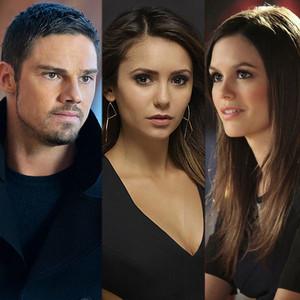 Rachel Bilson, Hart of Dixie, Jay Ryan, Beauty and the Beast, Nina Dobrev, The Vampire Diaries