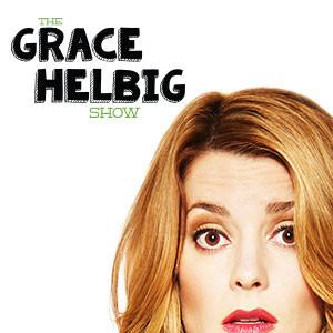 Grace Helbig Show - shows landing brick