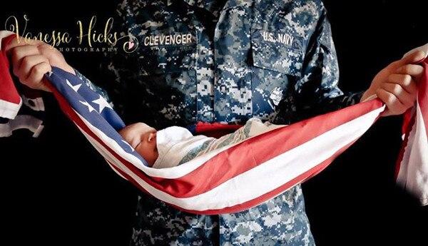 American Flag Baby, Vanessa Hicks
