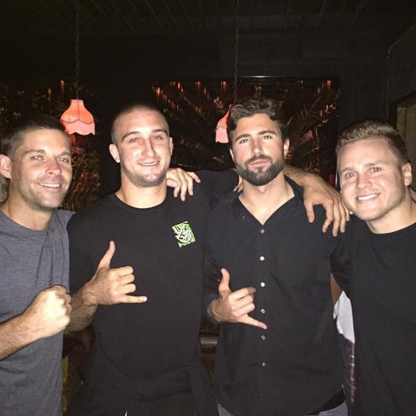 The Hills Reunion: Brody Jenner, Spencer Pratt, Frankie ...
