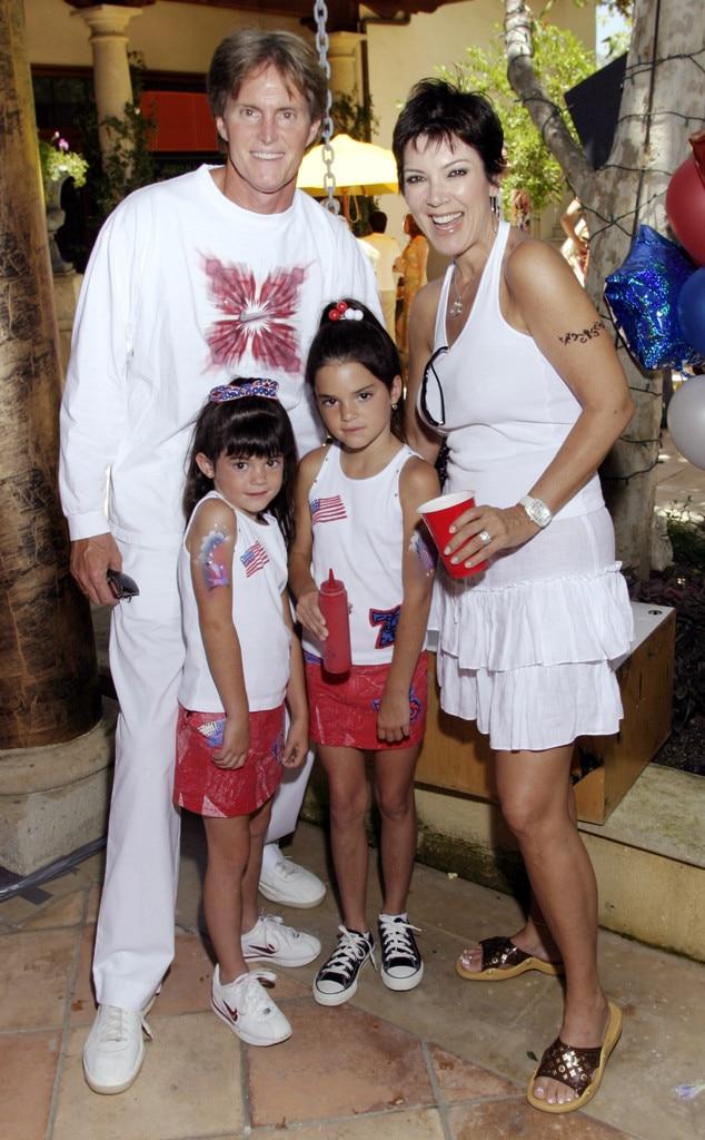 2003 from Growing Up Kardashian: Kendall Jenner