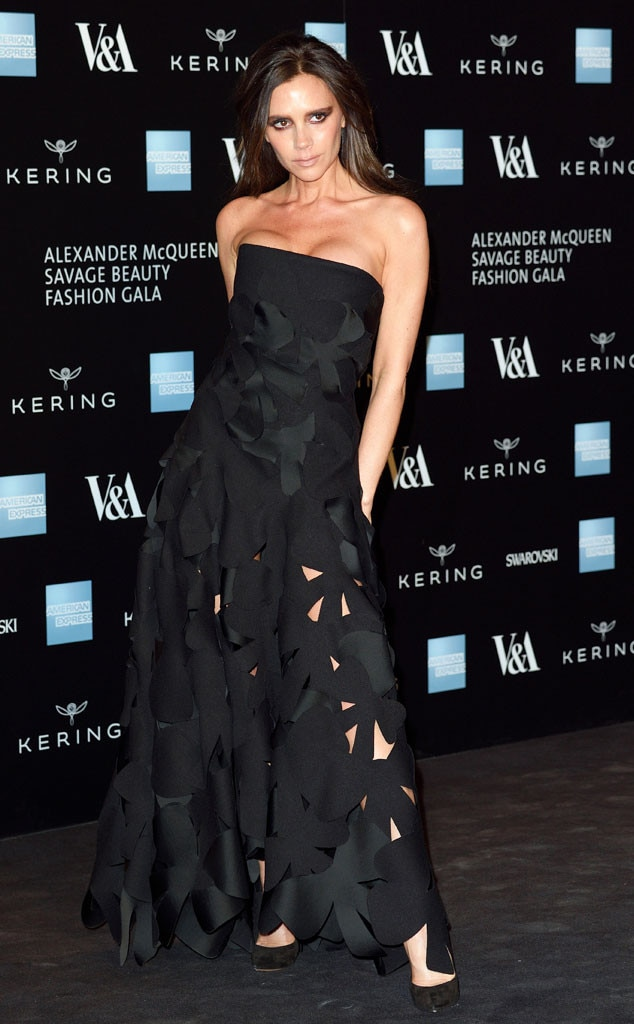 Victoria Beckham, Best of the Red Carpet