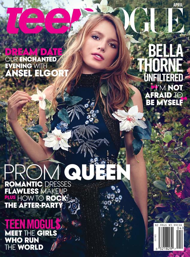 Bella Thorne, Teen Vogue