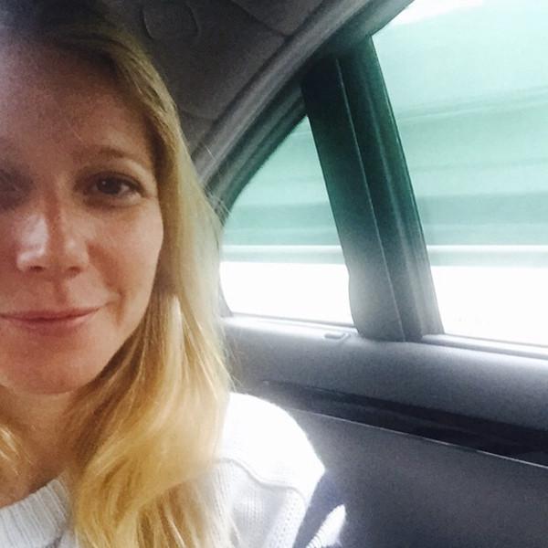 Gwyneth Paltrow, Instagram