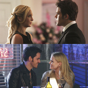 Vampire Diaries, Once Upon a Time