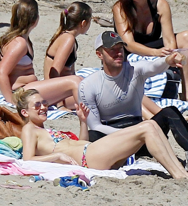 Kate Hudson, Chris Martin
