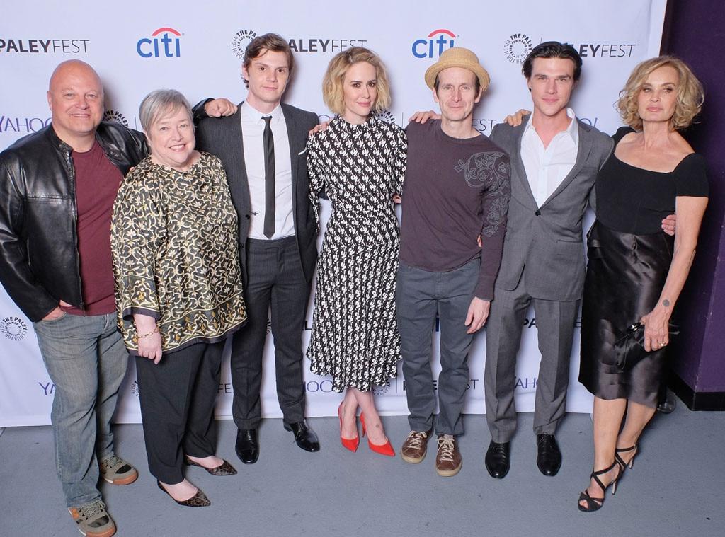 American Horror Story: Freak Show, Cast