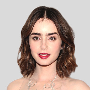 ESC, Don't Wax Eyebrows, Lily Collins, Thumb