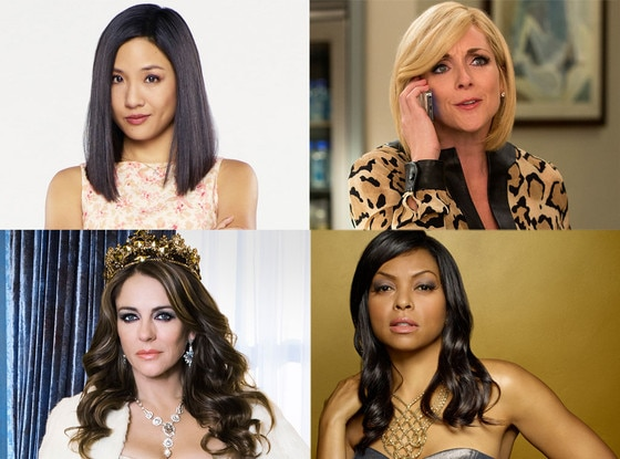 TV Moms, The Royals, Fresh Off The Boat, Kimmy Schmidt, Empire