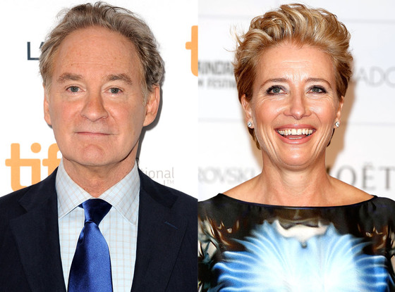 Kevin Kline, Emma Thompson