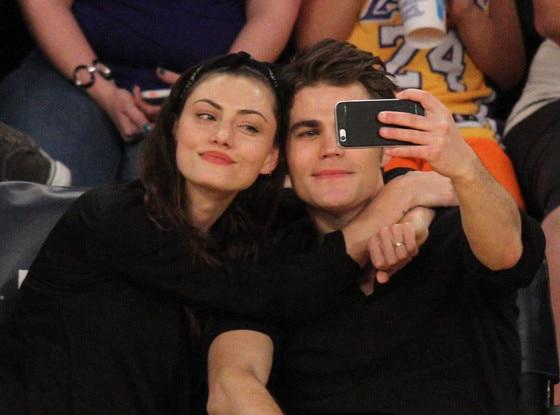 Phoebe a Paul tvořili krásný pár