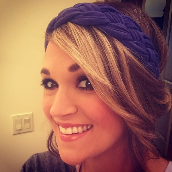 Carrie Underwood Has No Time to Fix Her Hair Now That She's a Mom—See the Pic! | E! News