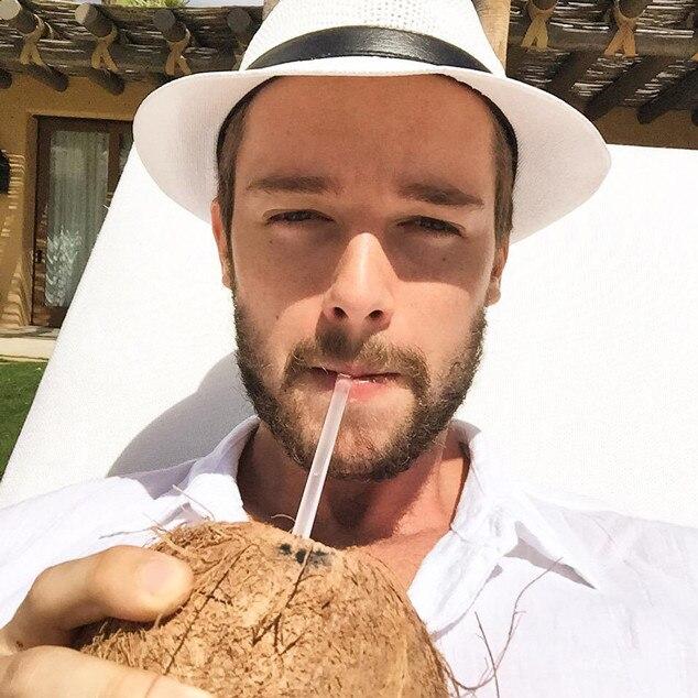 Patrick Schwarzenegger, Instagram