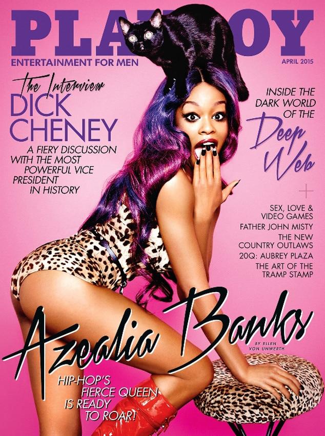 Azealia Banks, Playboy