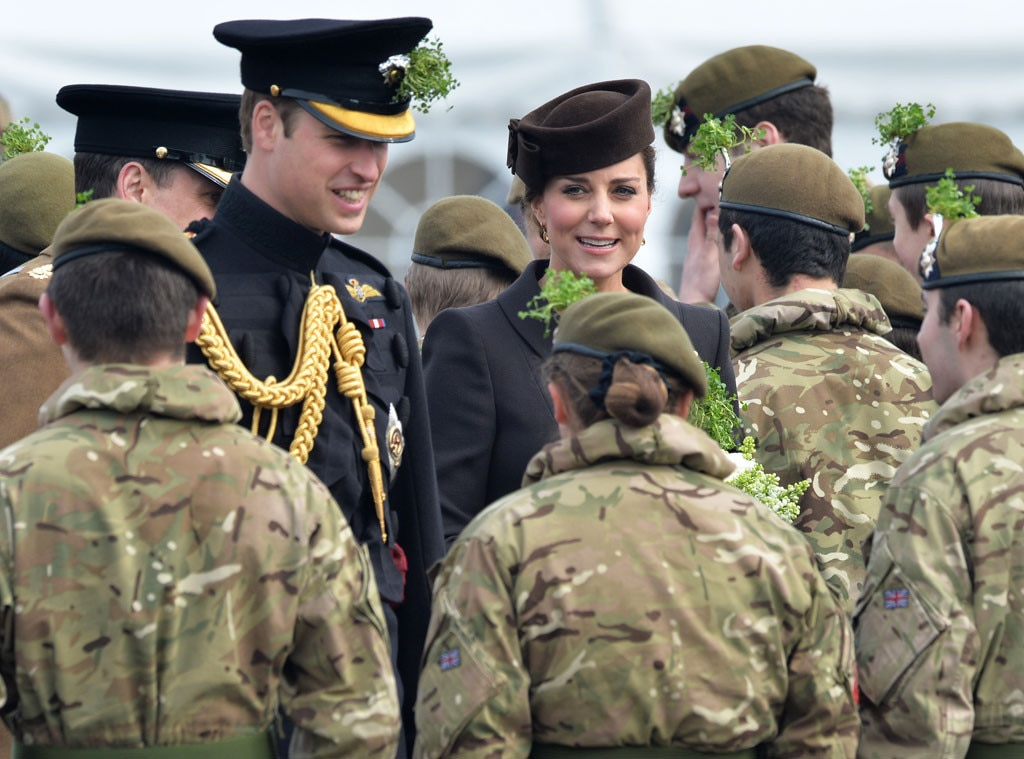 Prince William and Catherine, Duchess of Cambridge, Kate Middleton