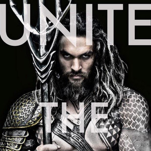 Aquaman, Jason Momoa, Movie Poster