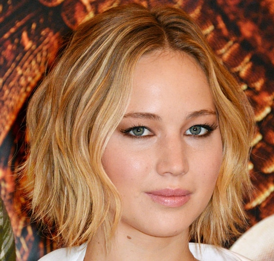 Springs Most Requested Haircuts, Jennifer Lawrence