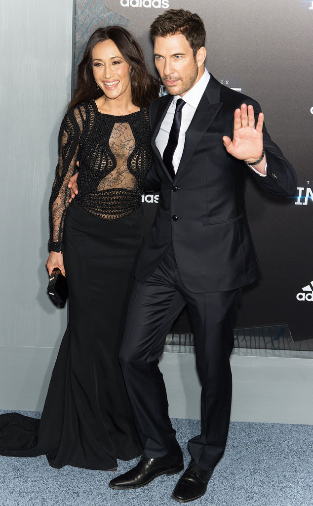 Maggie Q Dishes On Her Art Deco Engagement Ring Wedding