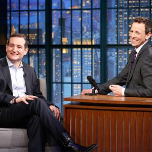 Ted Cruz, Seth Meyers